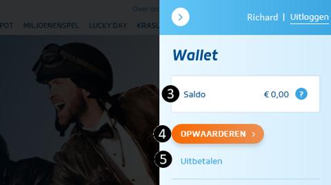 Wat is de wallet?