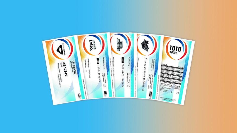 Nieuw lotpapier