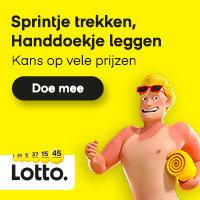 Lotto  winactie