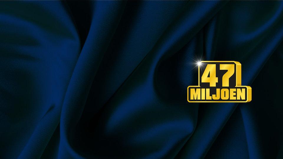 Eurojackpot 47 miljoen euro